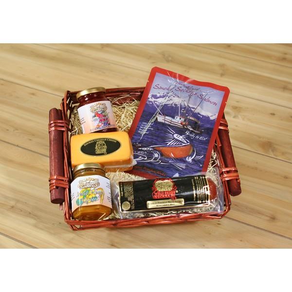 Alyeska Gift Basket