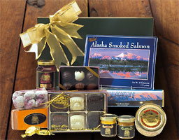 Custom Corporate Gifts From Alaska Wild Berry Products